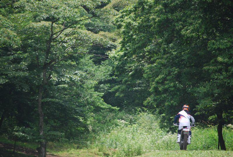 [終了] 8月7日(日) 林道ツーリングのお知らせ