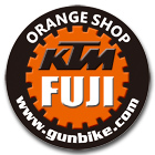 KTM正規ディーラーオレンジショップ KTM FUJI